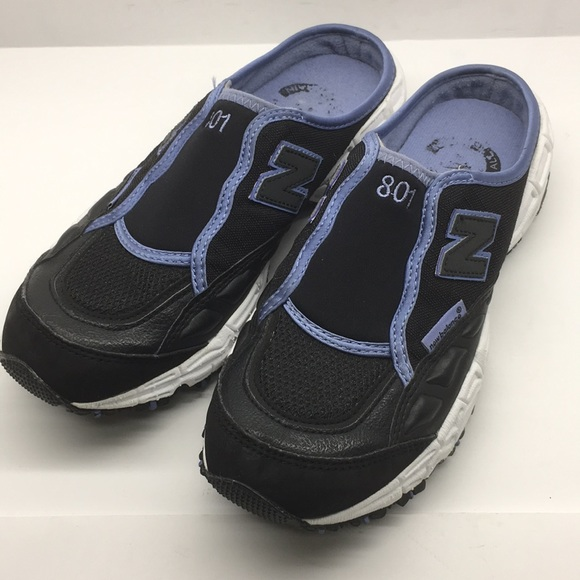 082c31df5b0b9 New Balance 801 sneaker mules. Size 8. M_5be608ff10fc549fc7a094ee